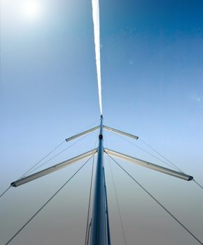 Mast and rigging upffront product category