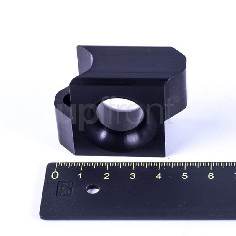 Organiser - 16mm Single fairlead insert with blind thread